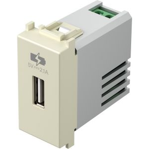 POLNILNIK USB 5V 2,1A 1M IW
