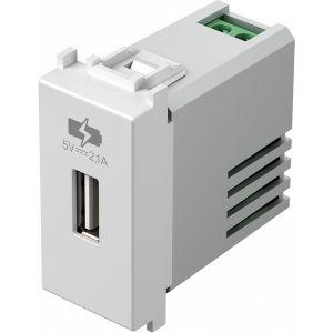 POLNILNIK USB 5V 2,1A 1M PW