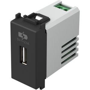 POLNILNIK USB 5V 2,1A 1M SB
