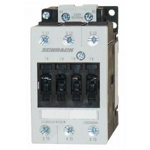 Kontaktor 15kW, 32A AC3, 24V DC, velikost 2